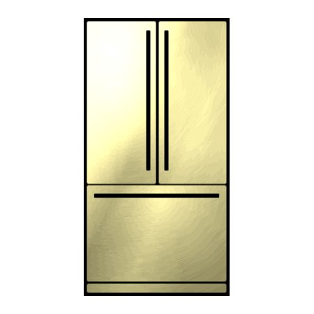 Best refrigerator lists 2013 edition fridge dimensions for French door dimensions