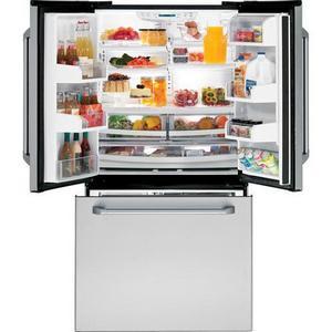 Thumbnail of GE CFCP1NIZSS Refrigerator
