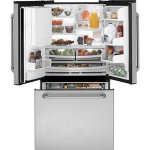 Thumbnail of GE CFSP5RKBSS Refrigerator