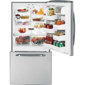 Thumbnail of GE GDSL3KCYRLS Refrigerator
