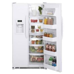 Thumbnail of GE GSH22JGDWW Refrigerator