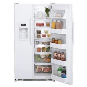 Thumbnail of GE GSH25JGDWW Refrigerator