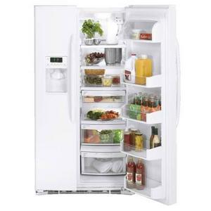 Thumbnail of GE GSHF6LGBWW Refrigerator
