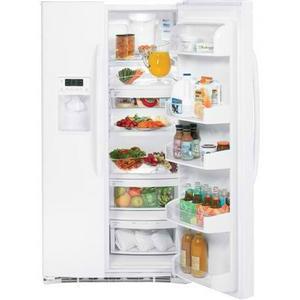 Thumbnail of GE GSHF6NGBWW Refrigerator