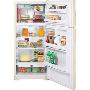 Thumbnail of GE GTH17DBDCC Refrigerator