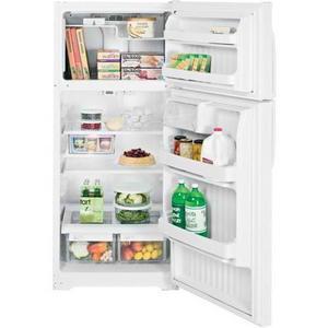 Thumbnail of GE GTH17JBDWW Refrigerator