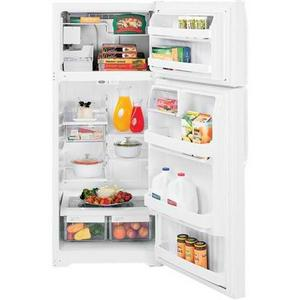 Thumbnail of GE GTH18LCDWW Refrigerator