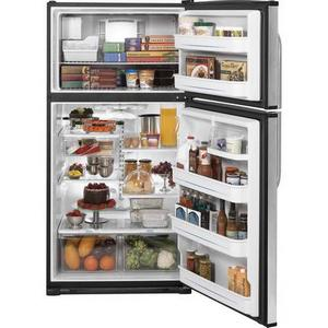 Thumbnail of GE GTH21SCXSS Refrigerator