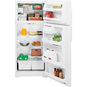 Thumbnail of GE GTS18CCDWW Refrigerator