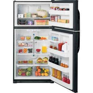 Thumbnail of GE GTS21KBXBB Refrigerator