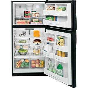 Thumbnail of GE GTS22KBPBB Refrigerator