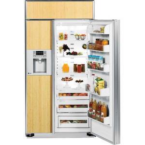 Thumbnail of GE PSB42YGXSV Refrigerator