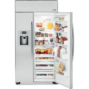 Thumbnail of GE PSB48YSXSS Refrigerator