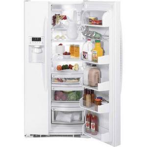 Thumbnail of GE PSSF3RGZWW Refrigerator