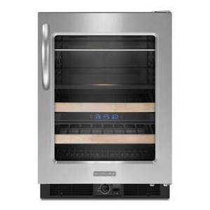 Thumbnail of KitchenAid KBCS24RSSS Refrigerator