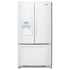 Thumbnail of KitchenAid KFIS27CXWH Refrigerator