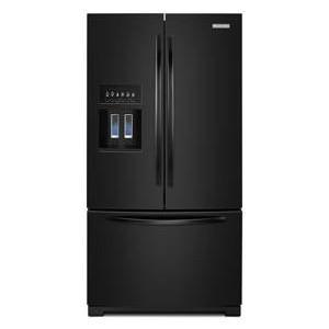 Thumbnail of KitchenAid KFIS29BBBL Refrigerator