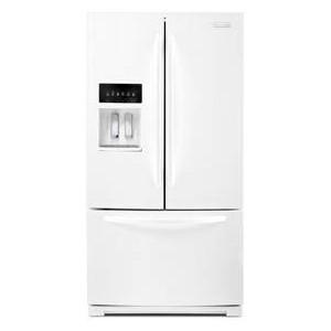 Thumbnail of KitchenAid KFIS29BBWH Refrigerator