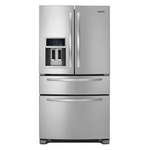 Thumbnail of KitchenAid KFXS25RYMS Refrigerator
