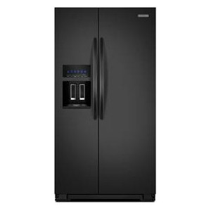 Thumbnail of KitchenAid KSF26C4XBL Refrigerator