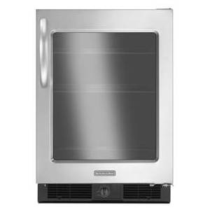 Thumbnail of KitchenAid KURG24RWBS Refrigerator