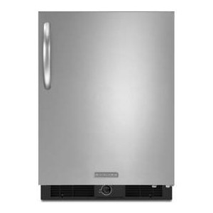 Thumbnail of KitchenAid KURS24RSBS Refrigerator