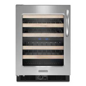 Thumbnail of KitchenAid KUWS24LSBS Refrigerator