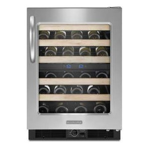 Thumbnail of KitchenAid KUWS24RSSS Refrigerator