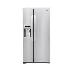 Thumbnail of LG LSC23924ST Refrigerator