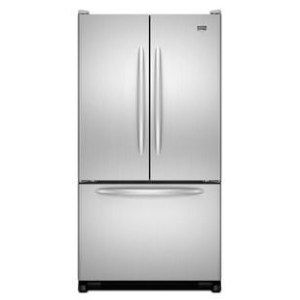 Frigidaire Side By Side Counter Depth Refrigerator MFC2061KES - Fridge Dimensions