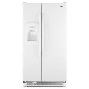 Thumbnail of Maytag MSD2573VEW Refrigerator