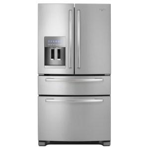 Thumbnail of Whirlpool GZ25FSRXYY Refrigerator