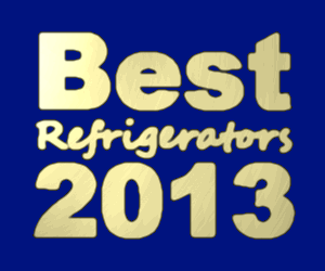 2013's Most Efficient Side By Side Refrigerators