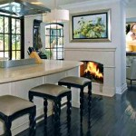 Top Designs from Celebrity Kitchens