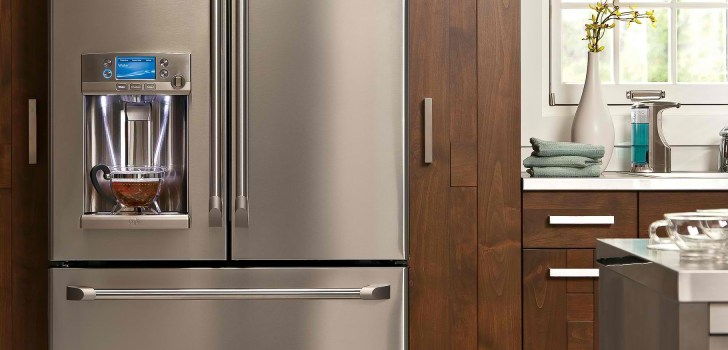 Best Refrigerator? Hot Water Dispensing Refrigerator from GE Cafe