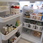 A Well-Organized Refrigerator
