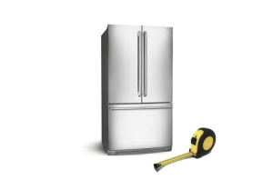 What Is A Standard Sized Refrigerator