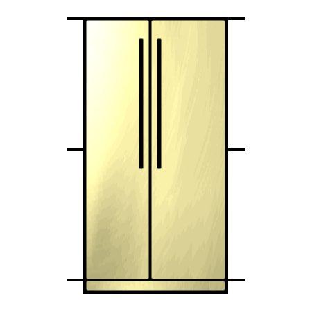 2013: Best Built-In Refrigerator
