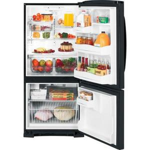 Thumbnail of GE GBSC0HCXBB Refrigerator