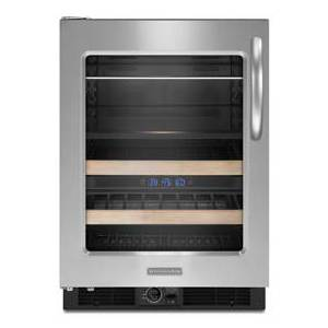Thumbnail of KitchenAid KBCS24LSBS Refrigerator