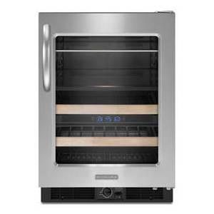 Thumbnail of KitchenAid KBCS24RSSS Refrigerator