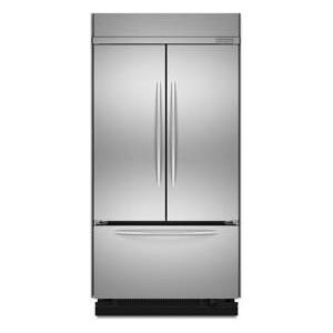 Thumbnail of Kitchenaid KBFC42FTS Refrigerator