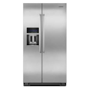 Thumbnail of KitchenAid KSC24C8EYP Refrigerator