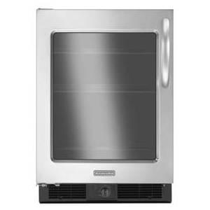 Thumbnail of KitchenAid KURG24LWBS Refrigerator