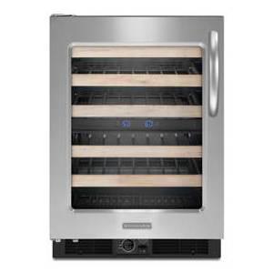 Thumbnail of KitchenAid KUWS24LSBS Refrigerator