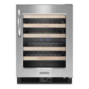 Thumbnail of KitchenAid KUWS24RSBS Refrigerator